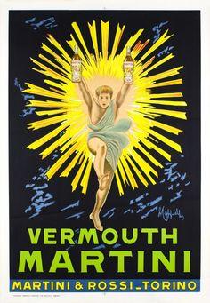 vermouth-martini & rossi Torino1958