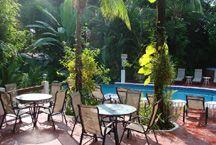 The Falls pool - Manuel Antonio, Costa Rica