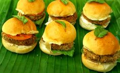 Mini burgers in Kid's menu #Maldives #Laamu #travel #food