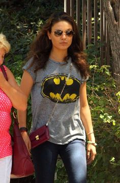 Celeb Diary: Mila Kunis @ Pavilion's in West Hollywood