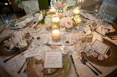 Romantic Tablescape