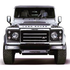 #Twisted #TwistedDefender #Handcrafted #Style #LandRoverDefender #LandRover #Defender