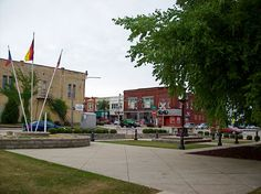 Downtown Belvidere