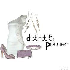 District 5: Power