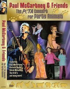 Paul McCartney & Friends - The PETA Concert for Party Animals 1999 - http://cpasbien.pl/paul-mccartney-friends-the-peta-concert-for-party-animals-1999/