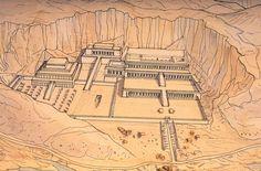Deir el Bahari - jeanclaudegolvin.com