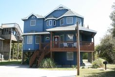 Oceanside Outer Banks Rentals | Crown Point Rentals | Song of the Sea