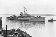 HMCS COLLINGWOOD K180