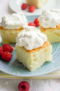 Hot Milk Cake – Baking Is A Science This old-fashioned recipe for classic vanilla cake makes a velvety smooth, delicious classic vanilla cake. Top it with whipped cream and fruit and it's the perfect summer dessert! *Lots of ca… Hot Milk Sponge Cake Recipe, Sponge Cake Recipes, Milk Recipes, Baking Recipes, Dessert Recipes, Cake Recipe With Milk, Best Hot Milk Cake Recipe, Sweets Recipe, Baking Tips