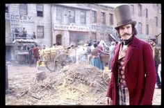 """Daniel Day-Lewis as William """"Bill the Butcher"""" Cutting in the Martin Scorcese film """"Gangs of New York."""" Easily my favorite character of any film ever, and my favorite old timey swag. Gangs Of New York, Wax Lyrical, Daniel Day, Fiction Film, Day Lewis, Martin Scorsese, Great Films, Movie Characters, Historical Fiction"""
