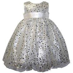 Blueberi Boulevard Sequin Dress - Toddler Girl
