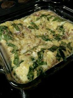 bacon quiche, paleo recipes