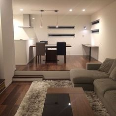 Trendy Home Interior Apartment Rugs Ideas Living Room Decor Country, Country Decor, Style At Home, Modern Tv Room, Casa Loft, Sunken Living Room, Living Rooms, Trendy Home, Apartment Interior