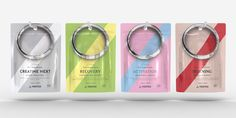 Promise Ring – Vertex Supplements on Packaging of the World - Creative Package Design Gallery Less Is More, Packaging Design Inspiration, Promise Rings, Beautiful Rings, Round Sunglasses, Product Launch, Gifts, Creative Package, Package Design