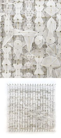 Jacob Hashimoto, Idling in the Depths of Memory