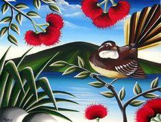 NZ Birds & Landscape - TashArt Nz Art, Art Images, Blessed, Birds, Landscape, Maui, Blessings, Pretty, Calendar