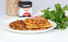 Mrkvovo-bramborovo-petrželové placky - TASTE Actually Food Inspiration, Meat, Chicken, Cubs