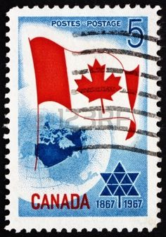 Centennial Year for Canada. My grandparents had the centennial symbol painted on their driveway. Canadian Memes, Canadian Things, I Am Canadian, Canadian History, Canada 150, Centenario, Stamp Collecting, Postage Stamps, Vintage Posters