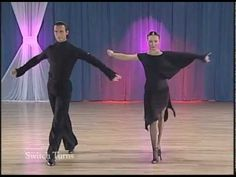 International Latin Figures - Rumba  Slavik Kryklyvyy & Karina Smirnoff with Corky Ballas To see more videos go to http://dancevision.com/store/browse-by-instructors/slavik-kryklyvyy-and-karina-smirnoff-with-corky-ballas/