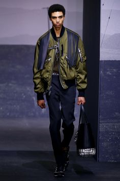 Coach | Menswear - Spring 2017 | Look 26