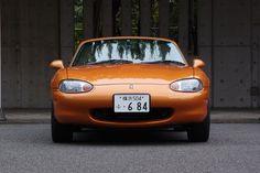 1998 Mazda Roadster 2nd generation