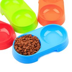 Buy Cat Plastic Food Pots in Pakistan at Just Rs 1025/- exclusively at www.nowshop.pk
