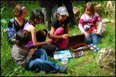 Comment creer une chasse au trésor pour les enfants