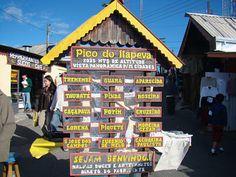 Pico Itapeva - Brasil