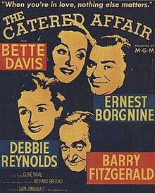 "Bette Davis: ""the catered affair""1956.."