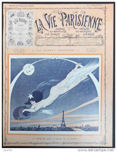 Georges Léonnec (1881 - 1940). La Vie Parisienne, 20 Novembre 1909. [Pinned 22-vii-2015]