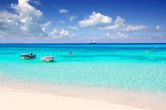 Formentera - spiaggia di Illetas