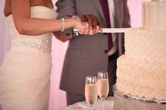 Kelly + Terrence Wedding | Cake | @ftpdallas | @5starweddings