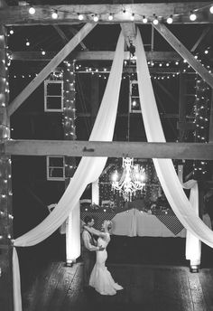 Top 5 Rustic Wedding Venues in Indianapolis  on Borrowed & Blue.  Photo Credit: Angel Canary Photography