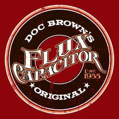Doc Brown's Original Flux Capacitor