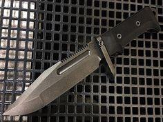 Medford Knife and Tool USMC Raider - Discontinued