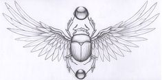 beetle egyptian tattoo - Google 검색
