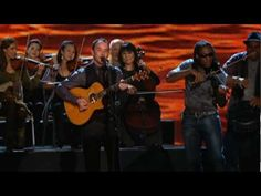 Dave Matthews Band performing You & Me at the 52nd Annual GRAMMY Awards (C) 2010 National Academy of Recording Arts & Sciences, Inc. Under license to RCA Records, a unit of Sony Music Entertainment