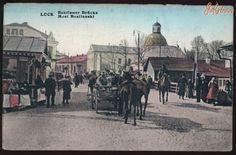 Луцк - Луцьк волиньське містечко