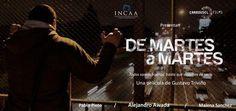 """2012- Mejor Actor: Pablo Pinto, por """"De martes a martes""""                                                                          #FilmFest #MDQ #MardelPlata #Cine"""