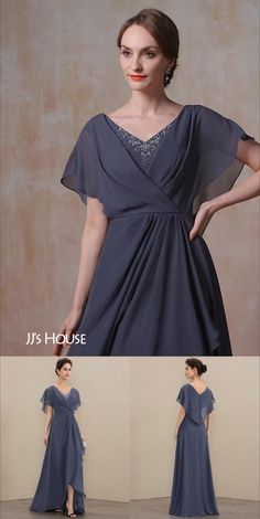 Long Dress Design, Stylish Dress Designs, Stylish Dresses, Simple Dresses, Mother Of The Bride Dresses Long, Mothers Dresses, Mother Of Bride Outfits, Mother Bride Dress, Party Wear Dresses