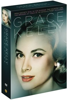 Bring home elegance personified… The #GraceKellyCollection, featuring six classic films and an exclusive documentary in one DVD set, is available now: http://www.wbshop.com/product/grace+kelly+collection+%28dvd%29+dvd+1000471795.do?ref=FBGRACEK&utm_source=facebook&utm_medium=referral&utm_campaign=FBGRACEK #GraceKelly