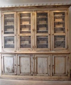 Large 19th century Antique French Garde-Manger | Appley Hoare