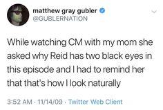 Criminal Minds Memes, Spencer Reid Criminal Minds, Crimal Minds, Behavioral Analysis, Funny Quotes, Funny Memes, Matthew Gray Gubler, Fandoms, True Crime