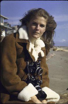 Candice Bergen - Nikon F