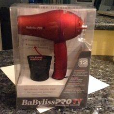 Babyliss pro hair dryer Hairdryer Babylisspro Accessories