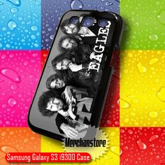 Eagles The Legend Rock Band Samsung Galaxy S3 Case