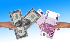 """Themes for Beginners of #Spanish and Travel – """"currency exchange"""" Get updates for learning and teaching languages: http://eepurl.com/_SjJP"""