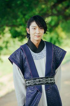 Prince Wang so ❤ Asian Actors, Korean Actors, Korean Dramas, Lee Jung Ki, Scarlet Heart Ryeo Wallpaper, Kang Haneul, Wang So, Lee Joongi, Weightlifting Fairy Kim Bok Joo