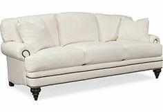 "Thomasville - Westport sofa 37""h x 87""w x 38""d 93cm h x 220cm w x 96cm d"