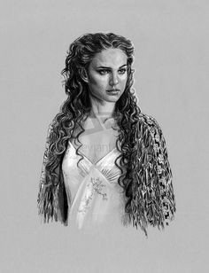 Padme -Nightgown and Robe by jasonpal.deviantart.com on @deviantART